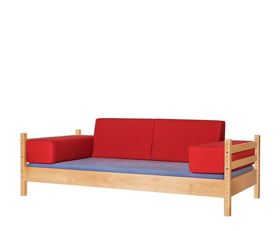 DAS KINDERZIMMER Couch Natur